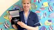 Caring Cheryl wins national nursing award